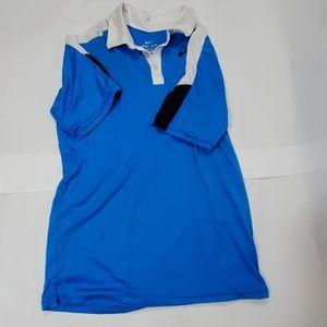 Nike Shirts & Tops - Polo style Nike Dri fit shirt